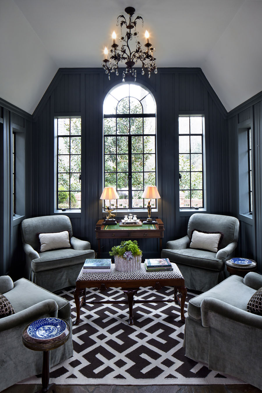 Interior Design Firms In Atlanta Alluring Jane Goetz  Interior Design Design Inspiration